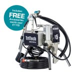 T5 Airless Sprayer Carry 110V + Extras
