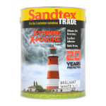 X-treme X-posure Smooth Masonry Paint Brilliant White