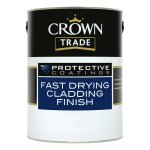 Protective Coatings Fast Drying Cladding Finish White