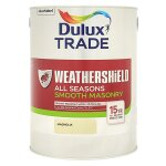 Weathershield All Seasons Masonry Magnolia (Ready Mixed)