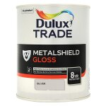 Metalshield Gloss Silver (Ready Mixed)