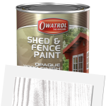 Shed & Fence Paint (Ready Mixed)