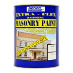 Extra-Flex Smooth Masonry Black (Ready Mixed)