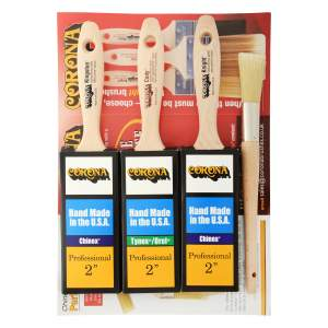 Variety Brush (Pack of 4)