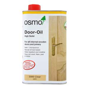 Door Oil 3060 Satin Clear Satin 3060 Clear