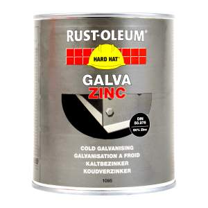 1085 Hard Hat Galva Zinc Cold Galvanising Grey
