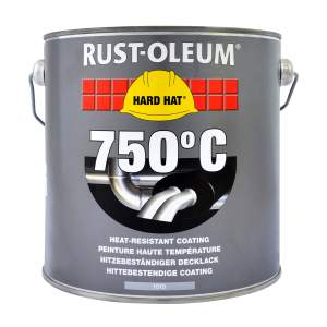 2100 Hard Hat Topcoat Heat Resistant Aluminium 1015