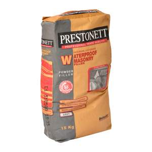 Prestonett Water Proof Masonry Filler