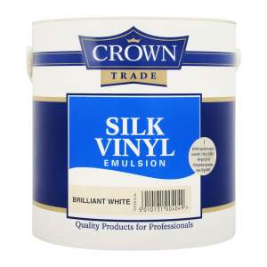 Silk Vinyl Brilliant White