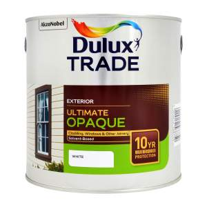 Weathershield Ultimate Opaque Satin White