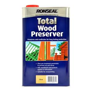 Total Wood Preserver Clear