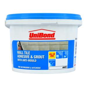 All In One Wall Tile Adhesive & Grout