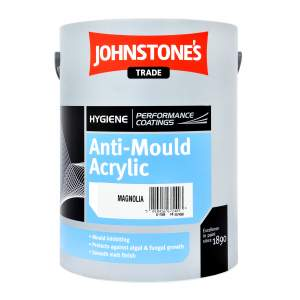 Anti-Mould Acrylic Magnolia (Ready Mixed)