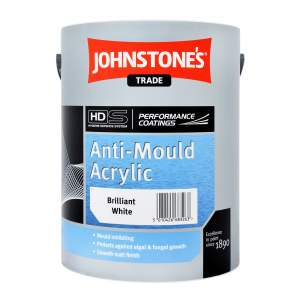 Anti-Mould Acrylic Brilliant White