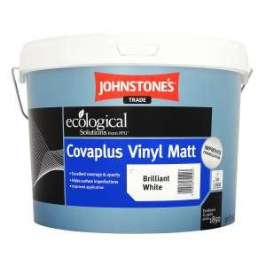 Covaplus Vinyl Matt Brilliant White