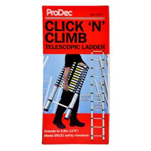 Click'N'Climb Telescopic Ladder