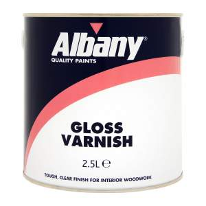Polyurethane Varnish Gloss Clear