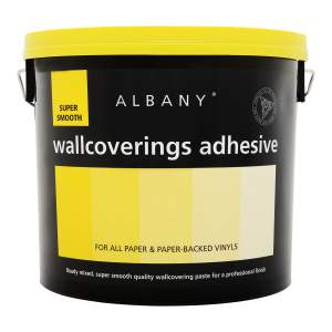 Super Smooth Wallcovering Adhesive