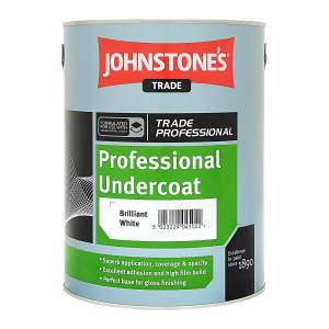 Professional Undercoat Brilliant White