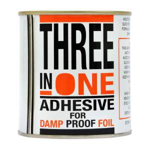 Damp-Proof Foil Adhesive