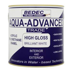 Aqua-Advanced Gloss Brilliant White
