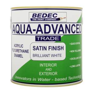 Aqua-Advanced Satin Brilliant White