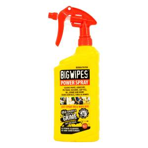 Big Wipes Power Spray 4X4