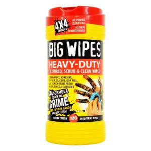 H/D Big Wipes 4X4
