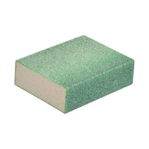 Extra Re-Usable Sanding Block Dual Fine/Medium
