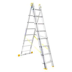 Extension Plus X4 Triple Ladder