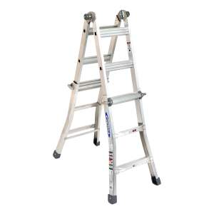 Multi Purpose Telescopic Ladder