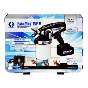 EasyMax WP II Cordless Airless Sprayer