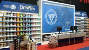 Visit the Brewers stands to meet the experts and get some great deals!