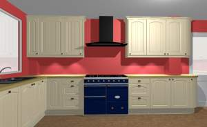 State of the art CAD design will help you plan the perfect kitchen