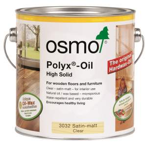 Polyx-Oil Original Satin Matt 3032 Clear