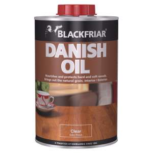 Danish Oil Satin Clear