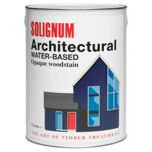 Architectural Water Based Satin Ebony