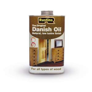 Danish Oil Satin