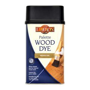 Palette Wood Dye Medium Oak