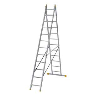 Extension Plus X3 Double Ladder