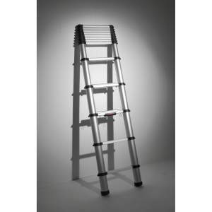 Black Line Telescopic Ladder