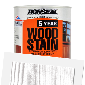 5 Year Woodstain Satin