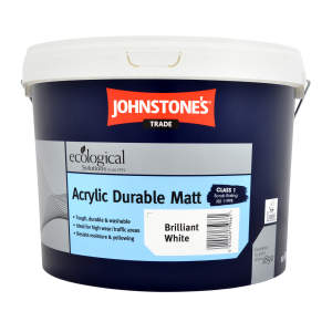 Acrylic Durable Matt Brilliant White
