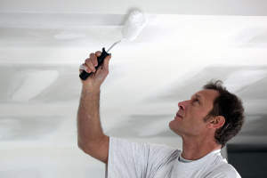 Choosing the right paint roller for the job can influence the finish.
