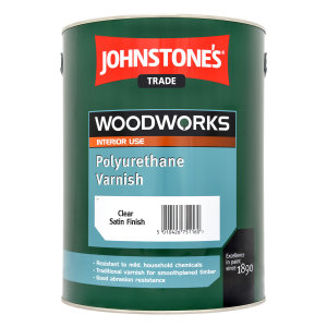 Polyurethane Varnish Satin Clear