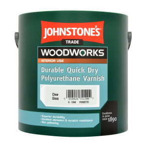 Durable Quick Dry Polyurethane Varnish Gloss Clear