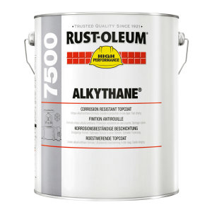 Alkythane Topcoat Gloss 7592 White
