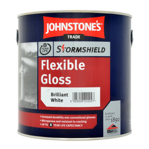 Stormshield Flexible Gloss Brilliant White