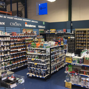 Brewers Haywards Heath has all your decorating needs under one roof.