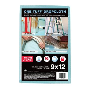 One Tuff Professional Grade Dropcloth